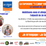Visuel caravane Ligue Contre Le Cancer